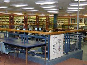 library pit
